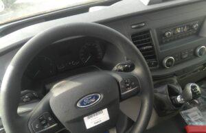 Ford Transit wyposażenie Trend